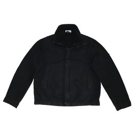 Stone Island-Sweaters-Black