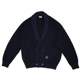 Yves Saint Laurent-Sweaters-Navy blue