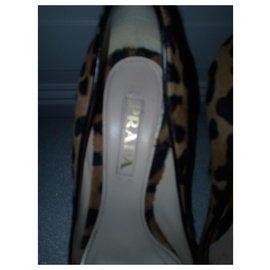 Prada-Escarpins léopard-Imprimé léopard