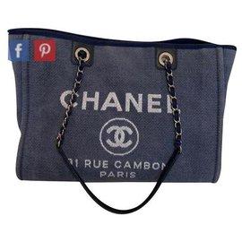 Chanel-Chanel devill midnight blue-Blue