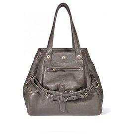 Jerome Dreyfuss-Billy bag size M-Bronze