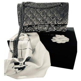 Chanel-Chanel 2.55-Silber