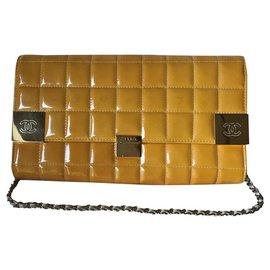 Chanel-Handbags-Orange