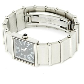 Chanel-MADEMOISELLE FULL STEEL-Silvery
