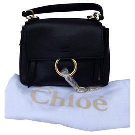 Chloé-Chloé Mini Faye Day-Black