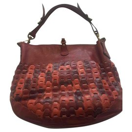 Mulberry-Rio Jenna Hobo Vintage-Brown