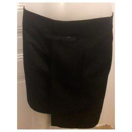 Gucci-Jupe noire-Noir