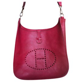 Hermès-Evelyne-Red