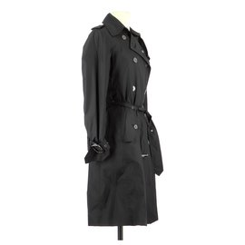 Burberry-Trench-Black