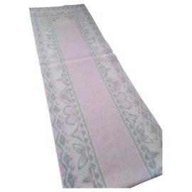 Louis Vuitton-Scarf-Pink