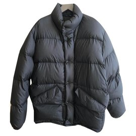 Moncler-MONCLER MEN'S DOWN JACKET-Navy blue