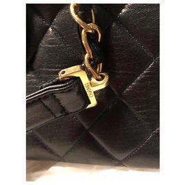 Chanel-Chanel jumbo bag-Black