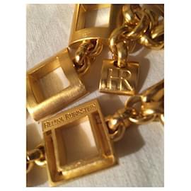 Autre Marque-H. Rubinstein. adjustable 80 to 105-Golden