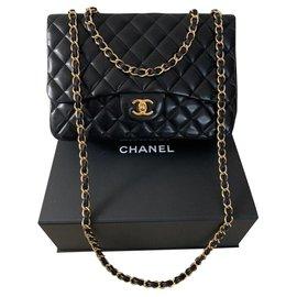 Chanel-Chanel Jumbo-Preto