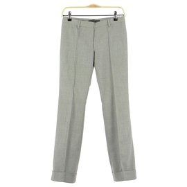 Balenciaga-Trousers-Grey