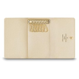 Louis Vuitton-Porte-clefs Louis Vuitton-Beige