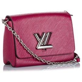 Louis Vuitton-Epi Twist Rose MM de Louis Vuitton-Rose