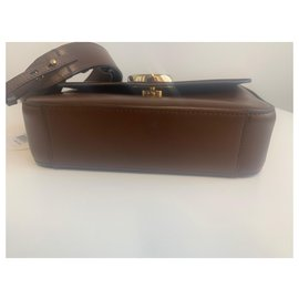Chloé-Chloé C Bag-Brown