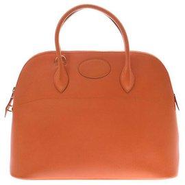 Hermès-Hermès Handbag-Orange
