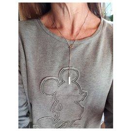 Gucci-Collier pendentif Gucci en argent massif 925-Argenté
