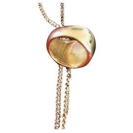 Lalique-Ensembles de bijoux-Doré
