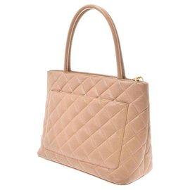 Chanel-Sacs Chanel Standard-Beige