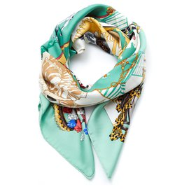 Hermès-FERIA OF SEVILLA-Green