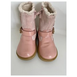 Moschino-boots-Rose