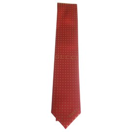 Gucci-ssstars gravata gucci vermelho novo-Vermelho