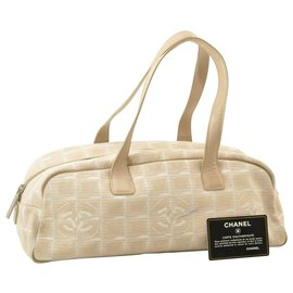 Chanel-Chanel New Travel Line-Beige