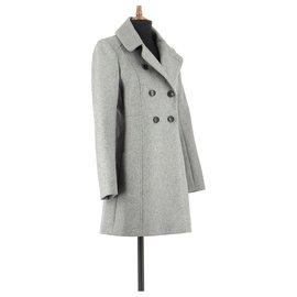 Pablo De Gerard Darel-Coat-Grey