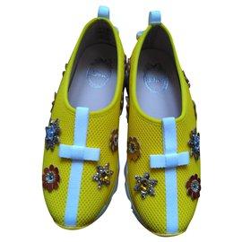 Dior-Verschmelzung-Gelb