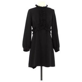 Sandro-robe-Black