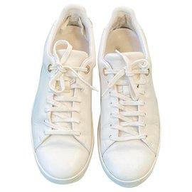 Louis Vuitton-sneakers-Blanc