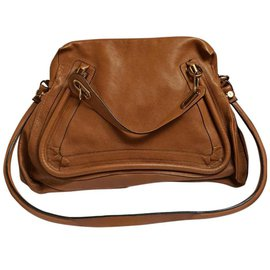 Chloé-Paraty-Light brown