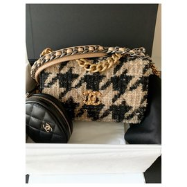 Chanel-19 WOC with coin purse-Multiple colors