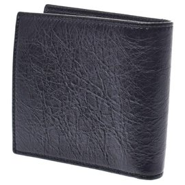 Balenciaga-Balenciaga Square coin purse-Black