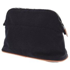 Hermès-Hermès Pouch MM goods-Black