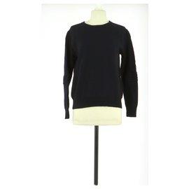 Hermès-Sweater-Navy blue
