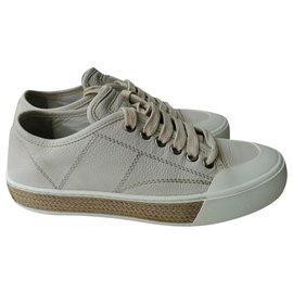 Tod's-sneakers-Beige