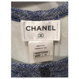 Chanel-Robes-Multicolore