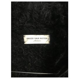 Dries Van Noten-Vestes-Noir