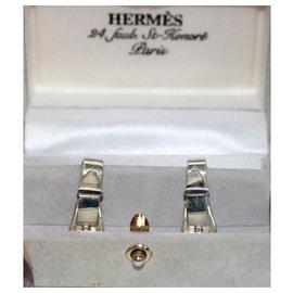 Hermès-Boucle-Argenté