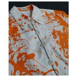 Hermès-Hauts-Blanc,Orange