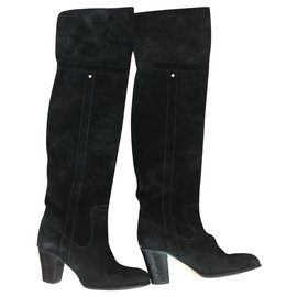 Dior-Boots-Black