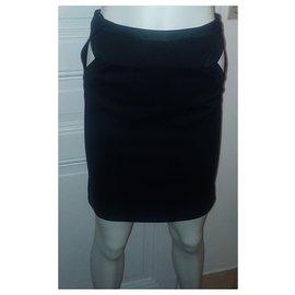 Gucci-Black skirt-Black