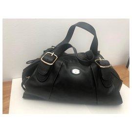 Lancel-Handbags-Black