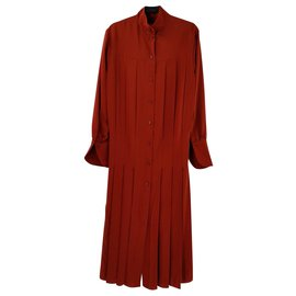 Chloé-Dresses-Red