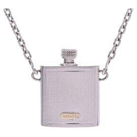 Hermès-Flacon de parfum Hermès-Blanc