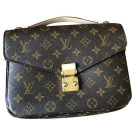 Louis Vuitton-Louis Vuitton Metis novo-Marrom